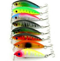 Pesca Lure cebos falsos 8,1 g 7cm
