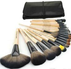 Cepillo de Maquillaje 24 Piezas