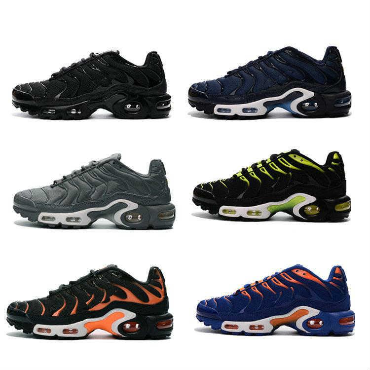 En gros! 2016 Les dernières chaussures de sport pour les hommes Chaussures de sport TN, confortables et respirantes de haute qualité Livraison gratuite