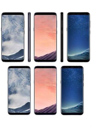 Smartphones de Goophone S8