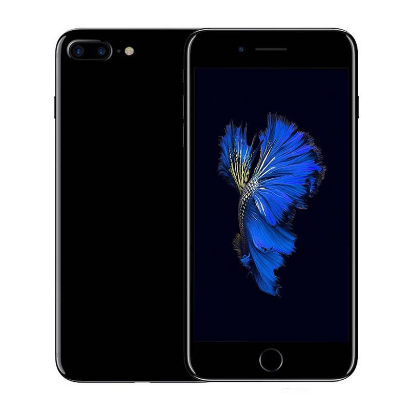 Goophone i7 5.5 pouces MTK6582 Affichage de Quad Core 2G 256GB téléphone Afficher le faux 4G lte 2G téléphone téléphonique clone