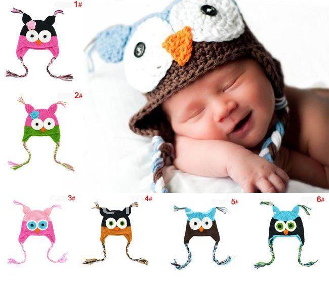 Вязание прикольные шапочки для детей