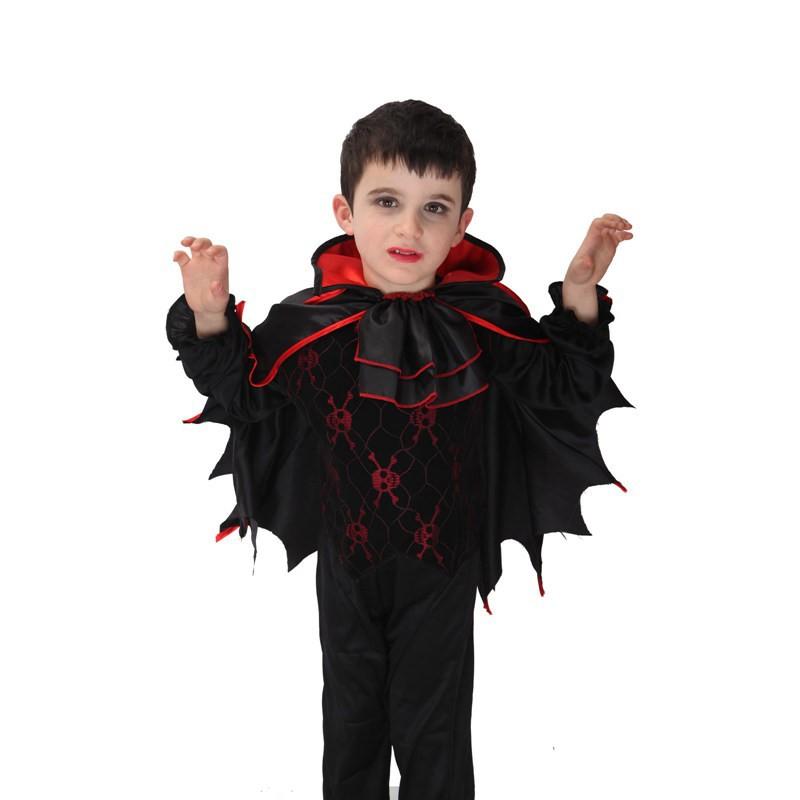 Как сделать костюм на хэллоуин для мальчика