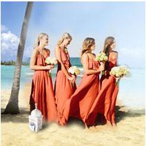 海滩婚礼用品