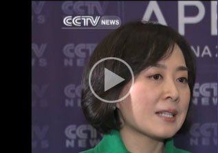 Diane Wang  in APEC