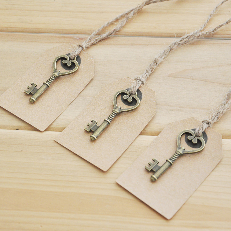 Wholesale-Wedding Tags , Antique Key Gift Tags, Wedding Favor Tags ...