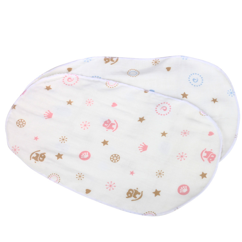 Wholesale- Hot Sell 5pc/lot Fas Kid Suit Bamboo Unisex Child Bibs Sets breathablehion Baby Solid Color Print Sweatbands Breathable