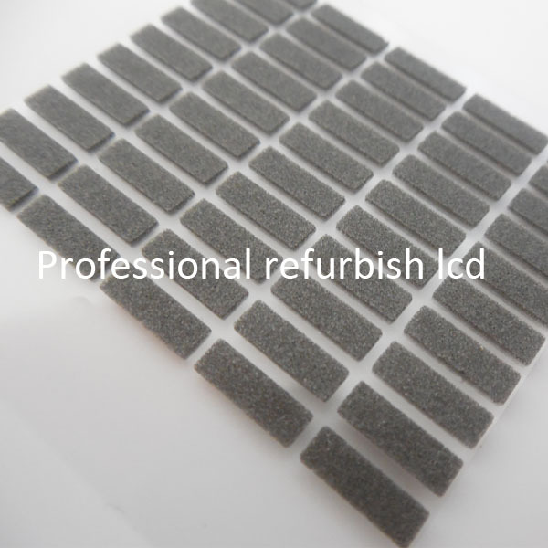 Wholesale-100% Original samll camera foam for iphone 6 4.7 inch front camera connector sponge pad Free shipping