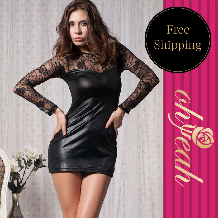 Wholesale R7393 Lowest Price Sexy Mini Dress Clubwear Women Fashion