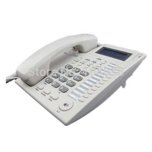 Wholesale-Advanced Caller ID Telephone / Phone PH206 PABX /PBX Office phone