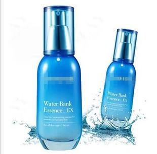 Wholesale-Water Bank Essence_EX Bulids Up The Skin's Natural Moisturizing Capability Asia No.1 Moisturizing Essence ART#2235 Free