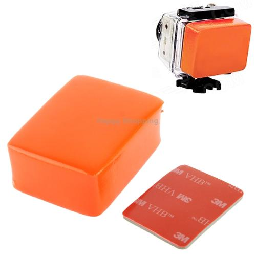 Wholesale-ST-46 Floaty Backdoor with 3M Sticker for Gopro Hero 3 / 2 / 1