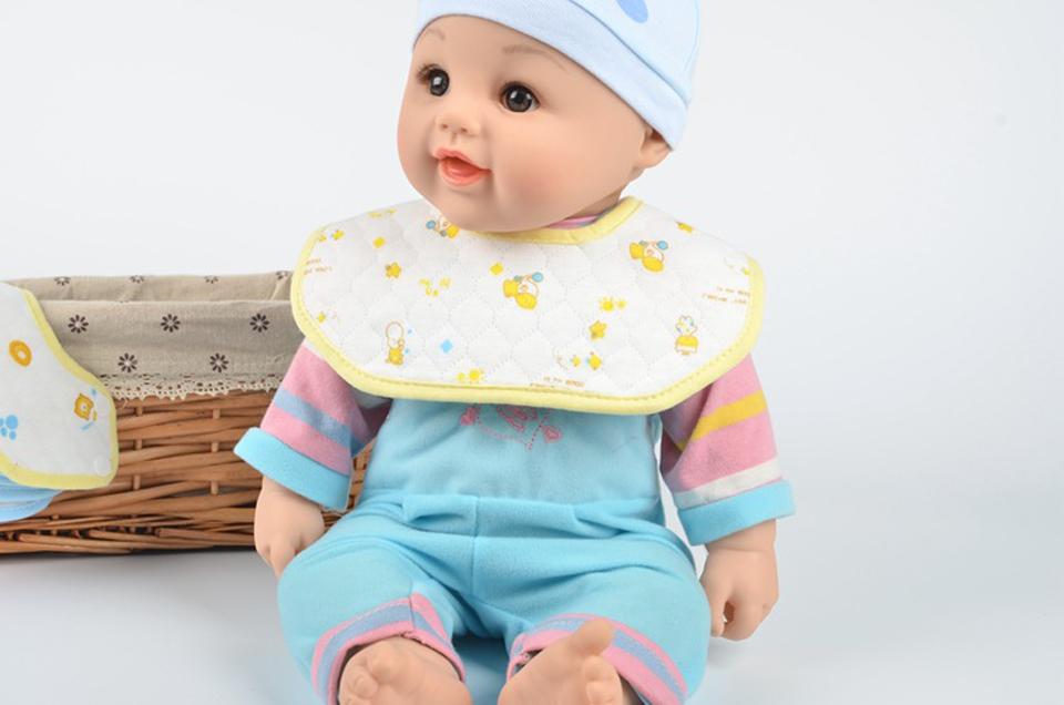Wholesale- Hot Sale 95% Cotton Infant Baby Bandana Bib Set, 3-Pack Super Absorbent, Soft, & Chic Drool Bibs for Boys & Girls, Unisex Baby