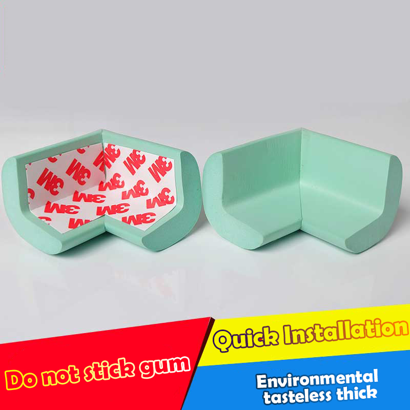 Wholesale- Corner Guards Baby Safety Table Protector Mesa Infantil Products For Children Protection Of The Corners Of The Table 50T002