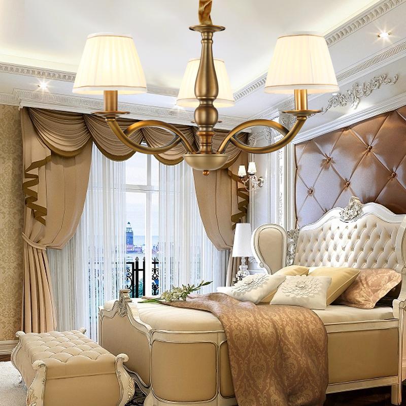 Wholesale-American Chandeliers Rustic Indoor Bedroom