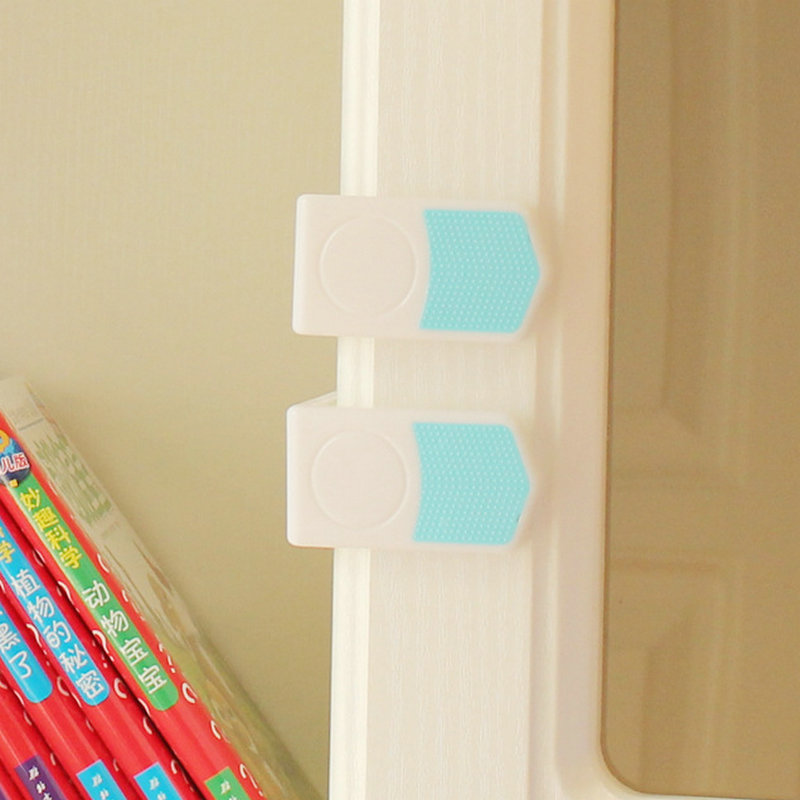 Wholesale- 5Pcs/Lot Child Baby Safety Protector Locks Table Corner Drawer Edge Protection Cover Children Edge & Corner Guards SAD-4114