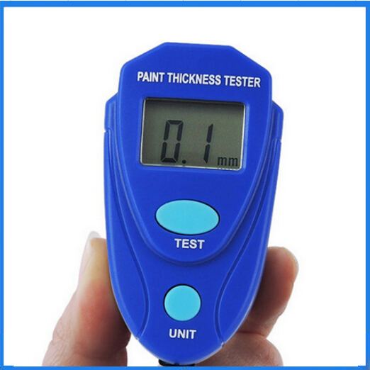 Wholesale-EM2271 Digital Coating Thickness Car Painting Meter Paint Thickness Meter Russiian Manual Ship From Eastern Europe Warehouse