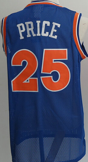 Wholesale-Top Quality #25 Mark Price Jersey Stitched Mesh Jerseys Free Shipping Accept Mix Order Cheap 43 Brad Daugherty