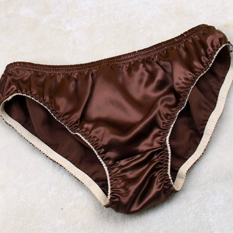 2017 wholesale hot 100 silk panties male trigonometric. Black Bedroom Furniture Sets. Home Design Ideas