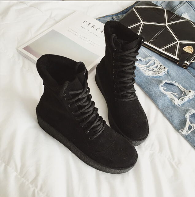 kanye west season 2 suede crepe boots for army