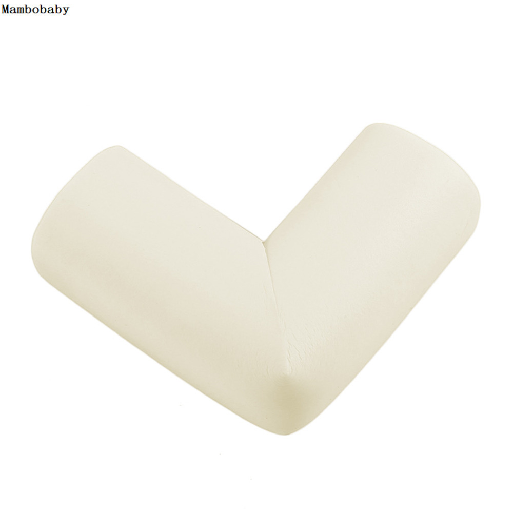 Wholesale- MAMBOBABY Practical Household Baby Safety Table Desk Cover Corner Super Soft Guard Softener Protect Pad Baby Safety Accessories