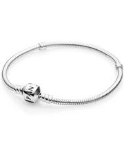 Silver Screw Bracelet