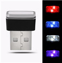 USB Night Light Car Interior Atmosphere Light