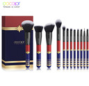docolor 12pcs brush set