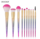 docolor 10pcs brush set