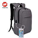 2016 Tigernu Men's Backpacks USB charging Bolsa Mochila for Laptop 14-15Inch Notebook Computer Bags Men Backpack School Rucksack