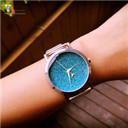 Ladies gift new style watch Enmex creative design starlight in the night sky simple face steel band quartz fashion wristwatch