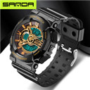 2016 new listing fashion watches men watch waterproof sport military G style S Shock watches men's luxury brand
