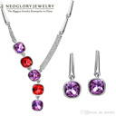 SWAROVSKI ELEMENTS jewelry sets