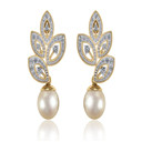 Aarna pearl earrings