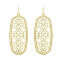 kendra scott Metallic Addie Earrings