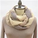 Knitting Pattern  Infinity Scarf