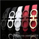 2016 original designer Big buckle belts