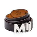 M Reversible Leather Belt