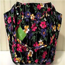 Flower shoulder bags