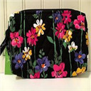 Flower Cosmetic Bag Makeup