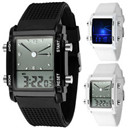 Digital Led Quartz Sport Wrist Watch