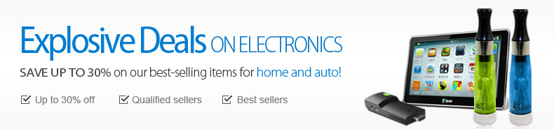 save up to 30% on our best-selling items for home and auto