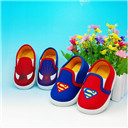 Superman Spiderman Shoes