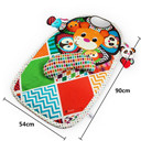 Baby Cartoon Play Sleep Mat