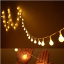 12M 100 LED globe string lights USB