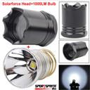 Tactical 1000Lumen LED conversion head for Surefire 6P G2 C2 D2 Z2 flashlight