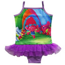 Girls Trolls Swimsuit