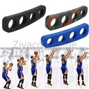 1pcs 3 Colors Silicone Shot Lock Basketball Ball Shooting Trainer