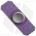 Stedemon Titanium Hand Spinner Fidget Toy (Purple) Z01PUR