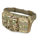 Tactical 9 Colors 5L Small Men 600D  Waist Bag